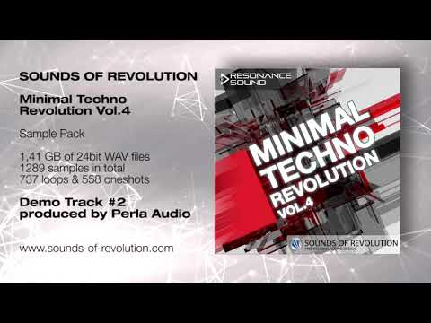 Minimal Techno Revolution Vol.4 - Demo2 | Samples