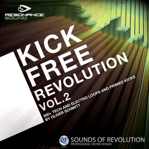 SOR Kick Free Revolution Vol.2