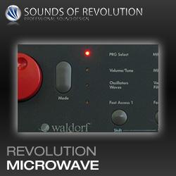 SOR Revolution  Microwave  - Synth Presets
