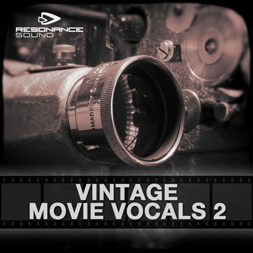 RS Vintage Movie Vocals Vol.2
