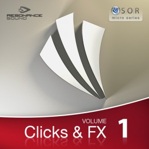 SOR Clicks and FX Vol.1