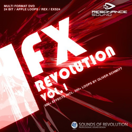 SOR FX Revolution Vol.1
