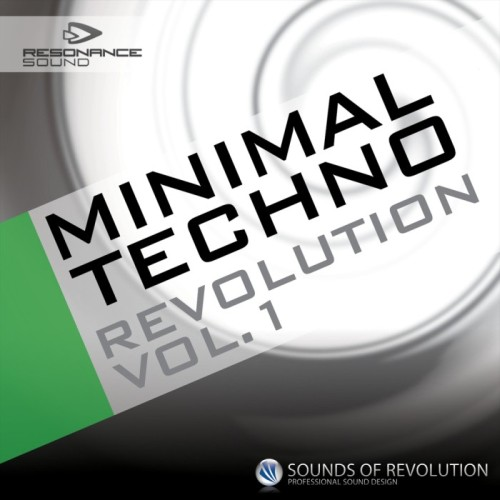 SOR Minimal Techno Revolution Vol.1