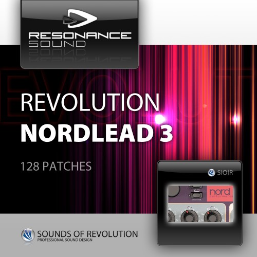 Clavia Nordlead Synth Patches