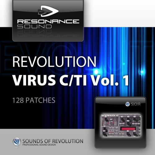 SOR Revolution Virus C/TI Vol.1