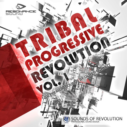 SOR Tribal Progressive Revolution Vol.1