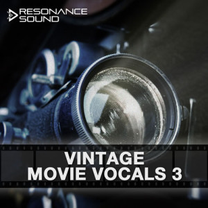 Vintage Movie Vocals Vol.3