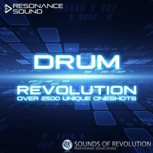 SOR Drum Revolution 500x500