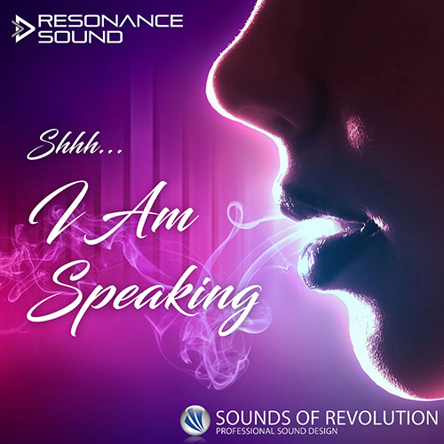 SOR - Shhh - I Am Speaking Vocals