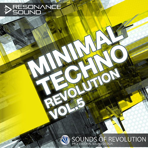 SOR-Minimal Techno Revolution Vol.5