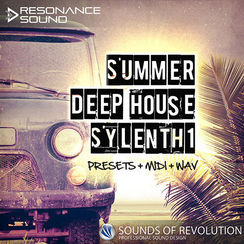 Summer Deep House-Sylenth1