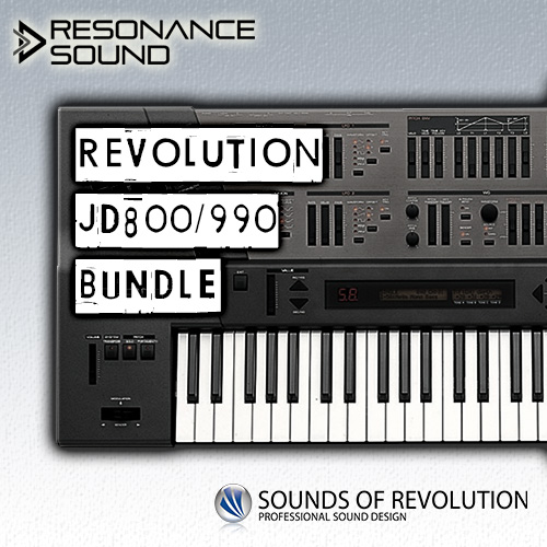 Roland jd800 jd990 presets - patches - sounds