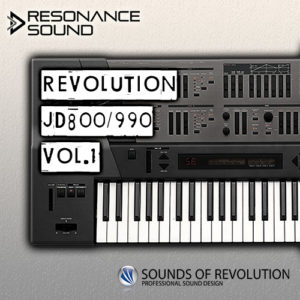 SOR Revolution JD800-990 Vol.1