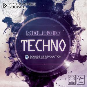 SOR Melodic Techno - Sample Pack