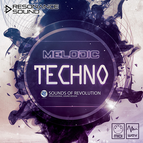 SOR Melodic Techno - Sample Pack
