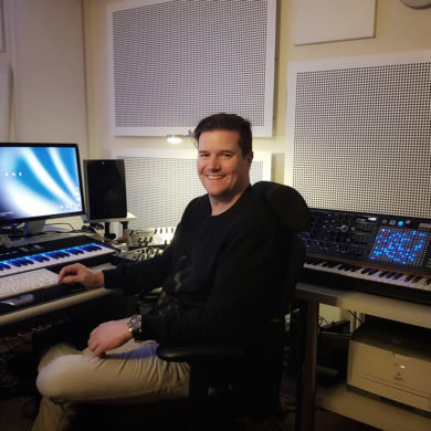 Studio 01-2019 - Oliver Schmitt aka SOR