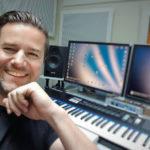Oliver Schmitt aka Sounds of Revolution (SOR) in the Studio - 2/2020
