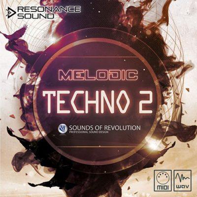 SOR Melodic Techno 2 - Sample Pack
